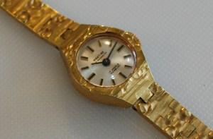 c1972 Montine of Switzerland ladies mechanical watch