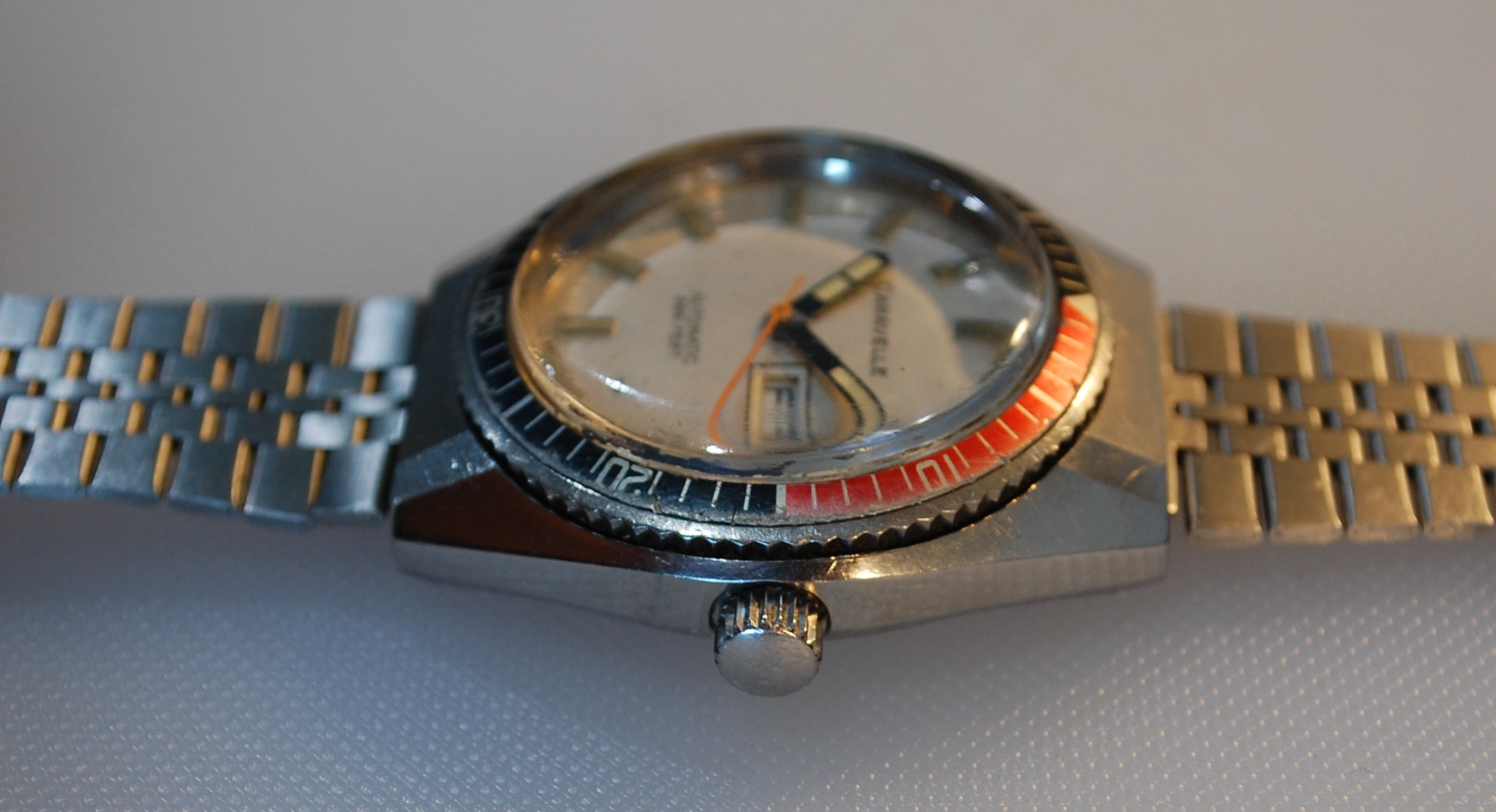 caravelle watch diver | eBay