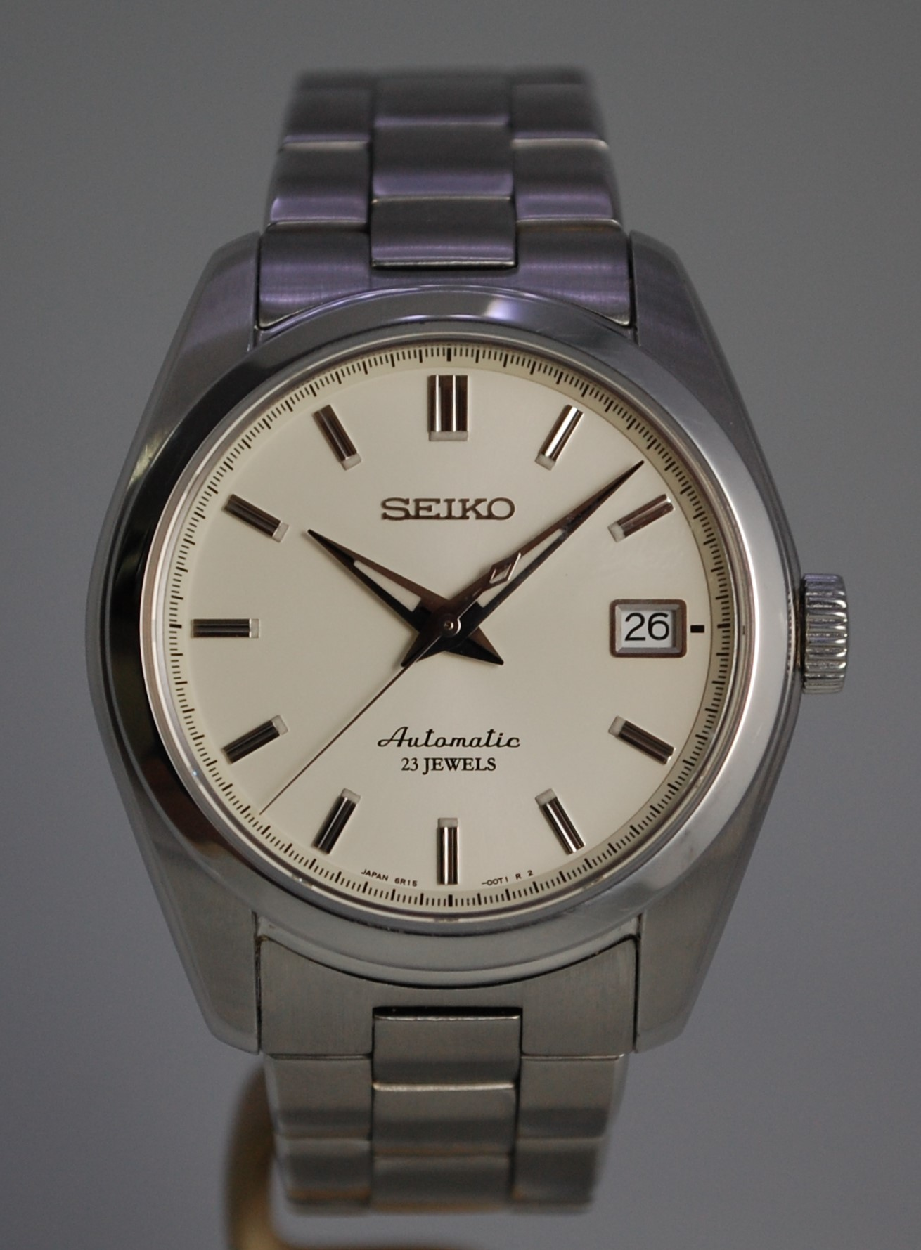 Sold 2017 Seiko Sarb035 With Box And Papers Birth Year Watches