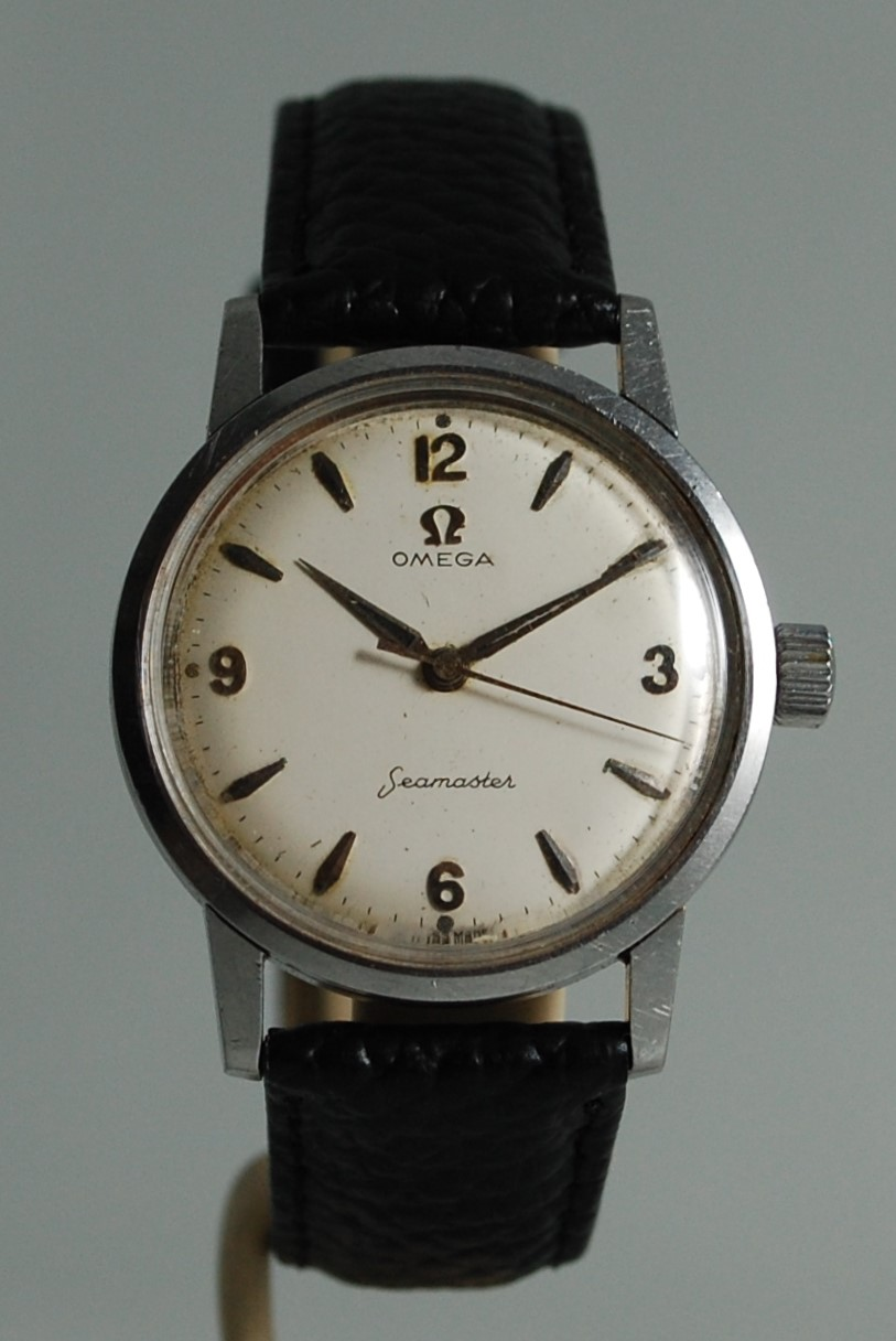 1958 Omega Seamaster - Birth Year Watches
