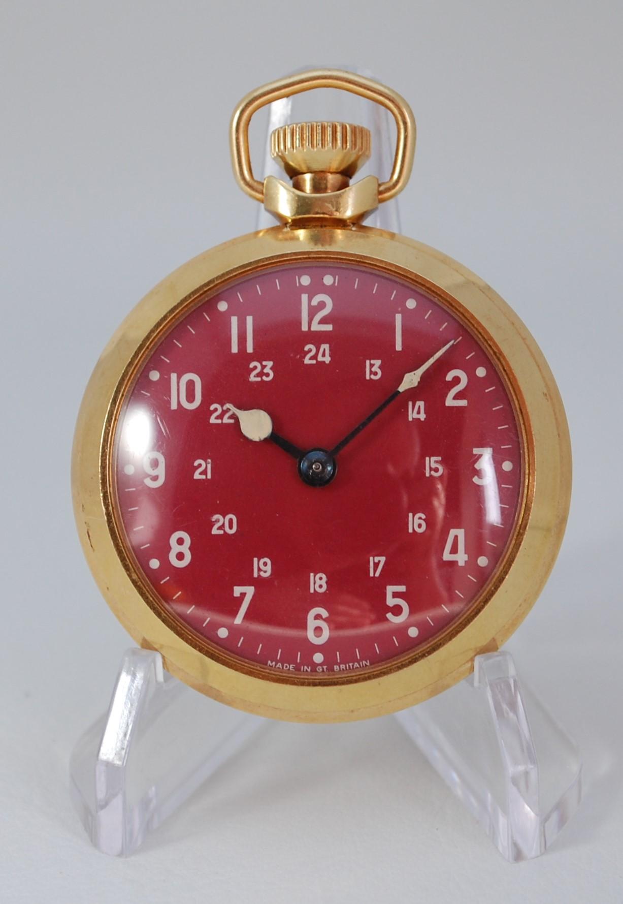 seiko empire pocket watch