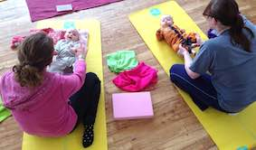 birthzang mum baby yoga reading 5