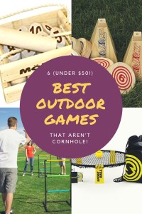 The Best Outdoor Games Gift Guide