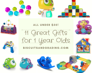 gift ideas 1 year old christmas