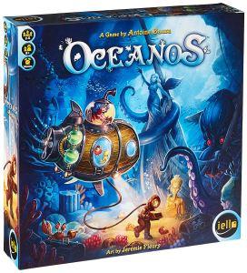 Oceanos Board Game