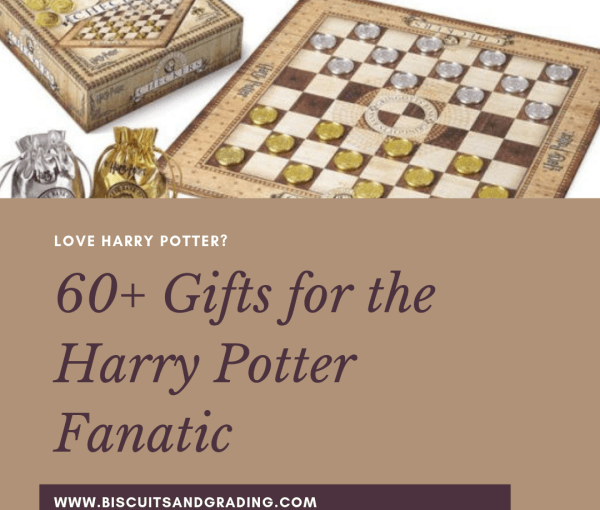 60+ Gifts for the Harry Potter Fanatic