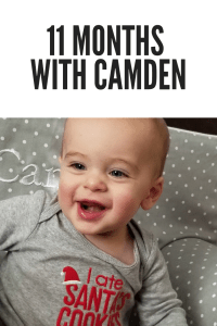 11 months with camden