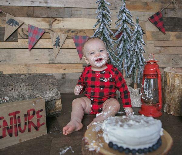 One Year With Camden – Happy Birthday, Little Man!
