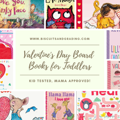 10 Best Valentine's Day Board Books for Toddlers