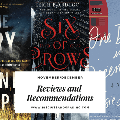 What I Read in November and December (and What I Want to Read in January)