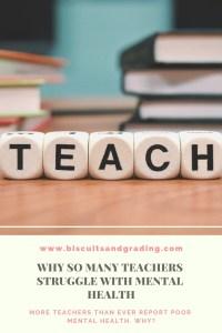 why so many teachers struggle with mental health #education #teachers #teaching #education #mentalhealth #selfcare #teacherhealth