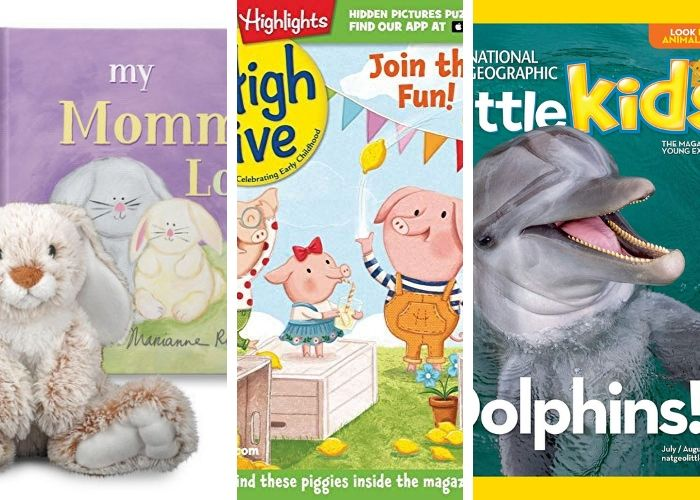 Books and Mags Toddler Gift Ideas
