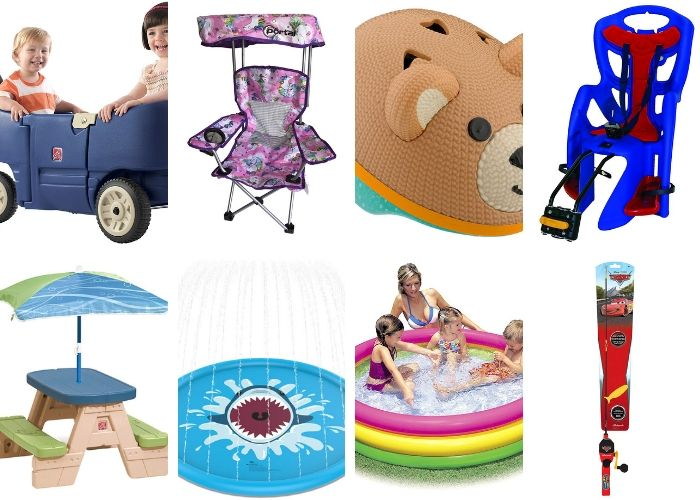 Outdoor Toddler Gifts Not Toys