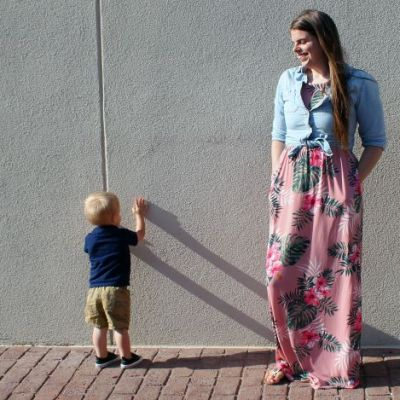 PinkBlush Women's Clothing - Not Just Maternity Clothes! (Review and Giveaway)