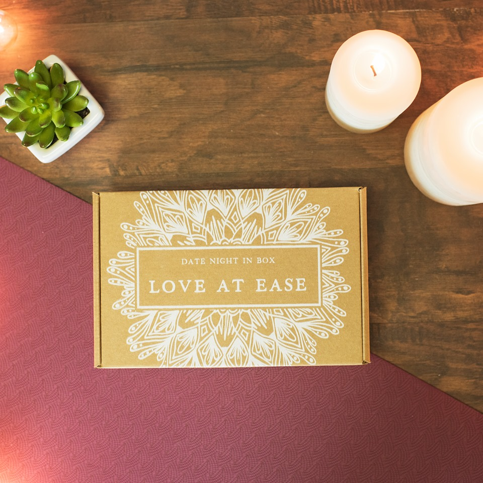 September Date Night In Love at Ease box