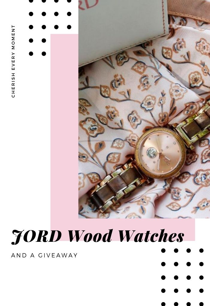 JORD Wood Watches Pinterest Image #uniquegift @giftsforhim #giftsforher #giftideas
