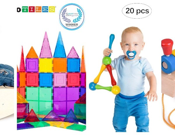 STEAM and STEM Gift Ideas for 2 Year Olds