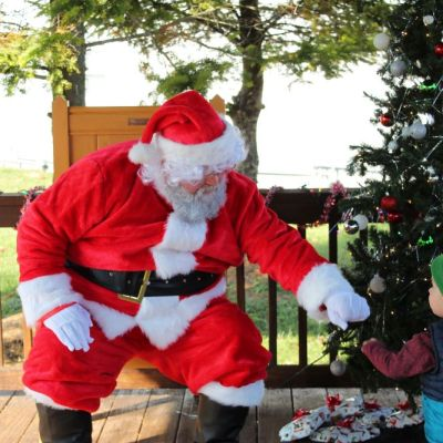 Why I Won't Make My Child Sit on Santa's Lap