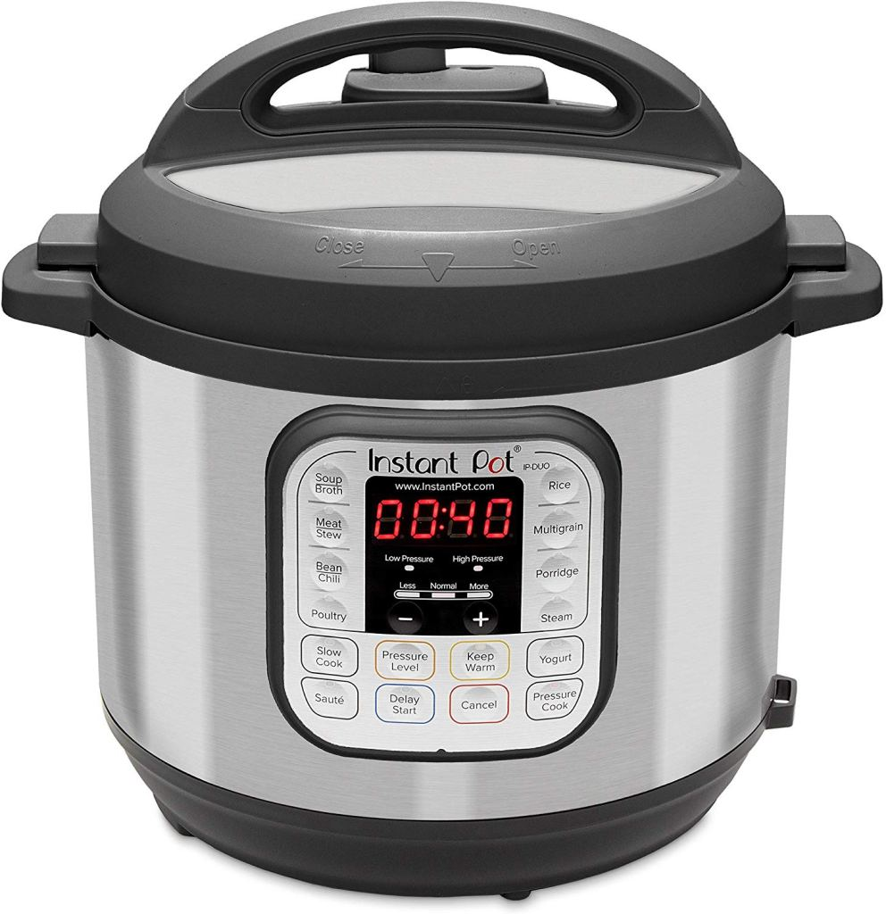 instant pot christmas list
