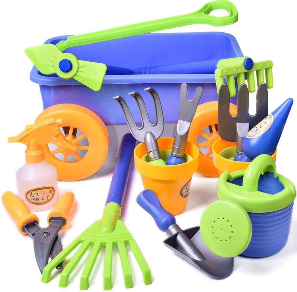 toddler garden tools