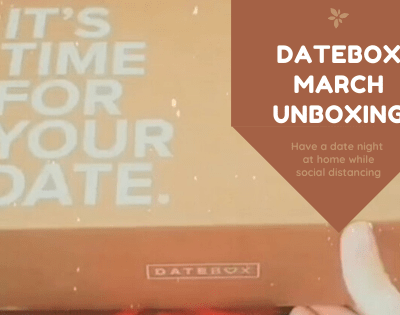 Datebox - Have an At-Home Date Night While Social Distancing