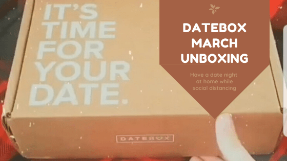 Datebox – Have an At-Home Date Night While Social Distancing