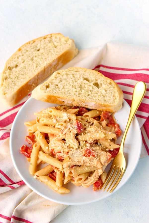 Tomato-Alfredo-chicken-Recipe