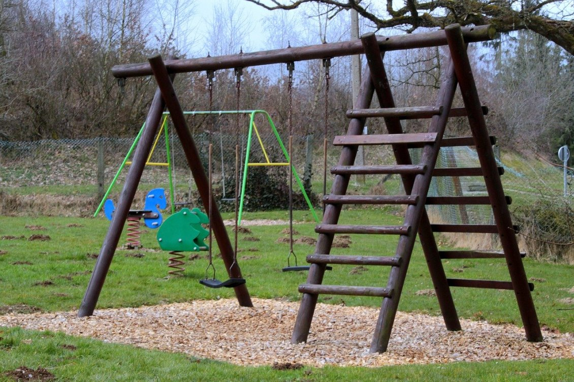 build a family project together swingset vacation alternative