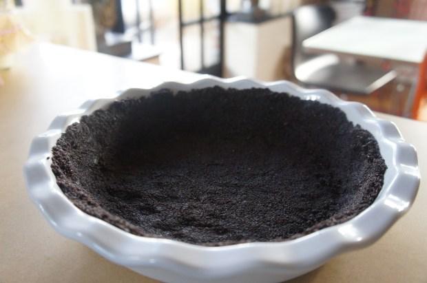 crust unbaked