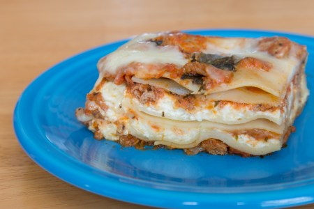 Lasagna (Lasagne?) Redux