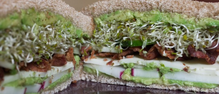 """Variation on """"The Sandwich"""""""