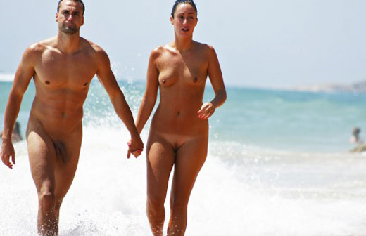 Hot Nude Couple