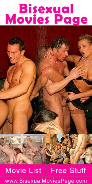 Bisexual Orgy Movies