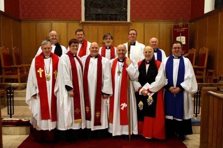 Ordination photo-s
