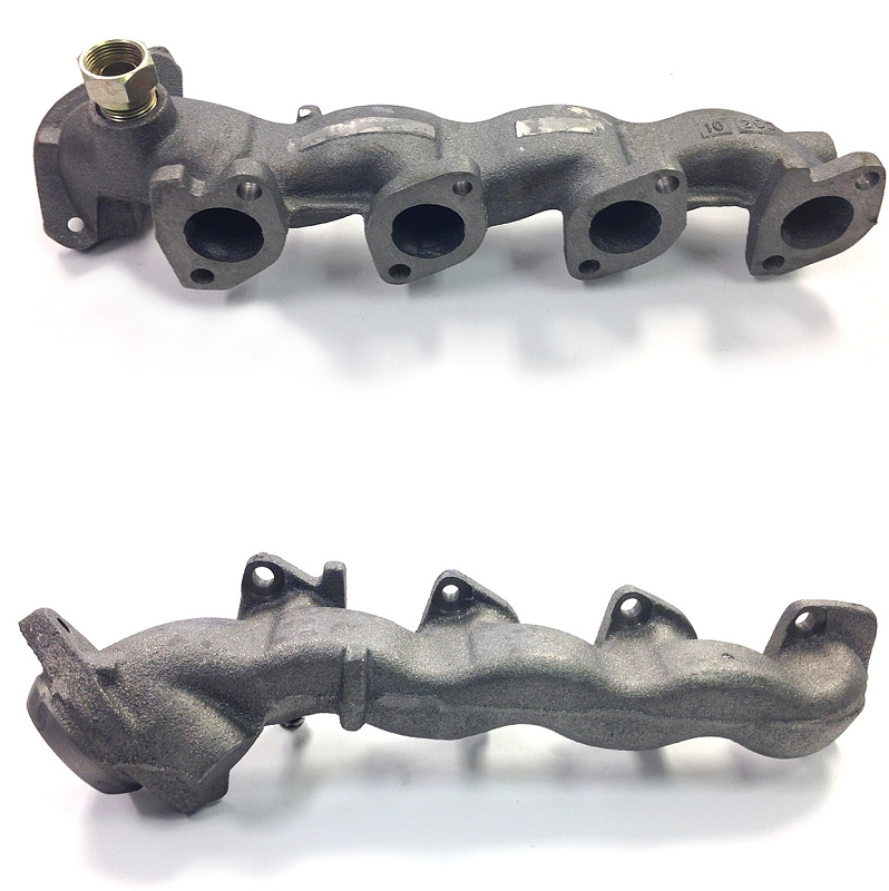 new exhaust manifolds l r pair 1997 1998 5 4l f150 f250 expedition