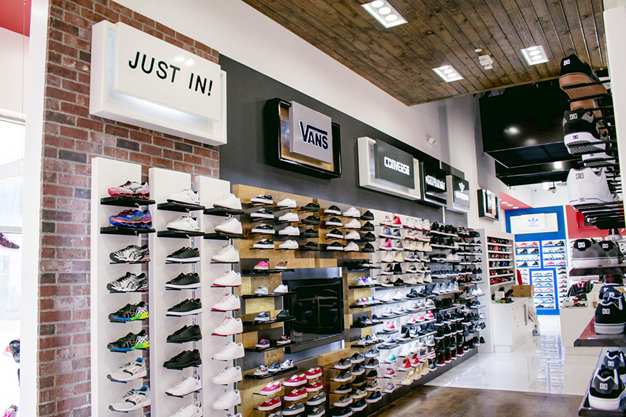 Shoe Palace - Store Rollouts