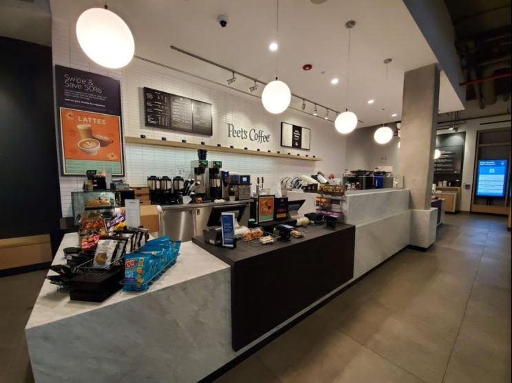 Capital One Cafe - State Street, Chicago 7