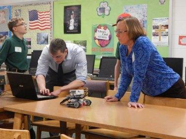 2017 Robotics Tournament bishop ludden 7 - 2017 Robotics Tournament