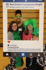 2018 Accepted Students Reception bishop ludden 13 3 - 2018 Accepted Students Reception
