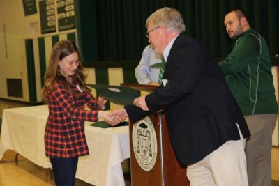 2018 Accepted Students Reception bishop ludden 25 3 - 2018 Accepted Students Reception