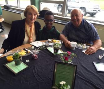7th grade grandparent mass may 13 2016 bishop ludden 12 - 7th Grade Grandparent Mass May 13, 2016