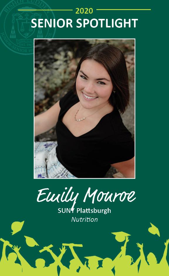 Emily Monroe - Congratulations Graduates