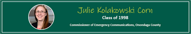 Julie K. Corn Tease - Alumni Spotlight