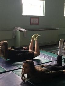 Physical Education - Yoga Unit bishop ludden 7
