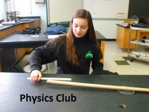 bishop ludden Physics Club and Robotics student - bishop-ludden-Physics Club and Robotics student
