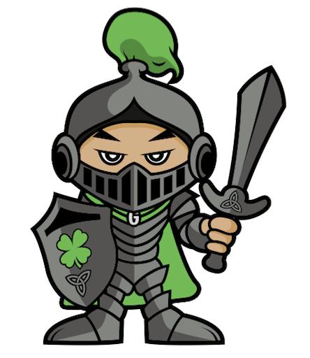 gaelic knight logo - Welcome