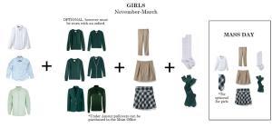 girls regular uniform bishop ludden winter - girls-regular-uniform-bishop-ludden-winter