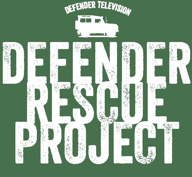 Defender Rescue Project Logo
