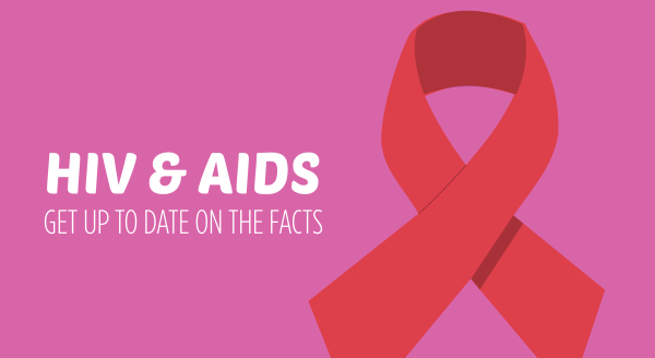 HIV and AIDS get up to date on the facts