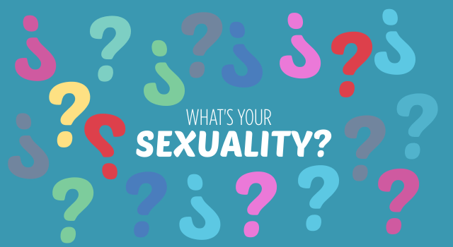 I dont know my sexuality quiz